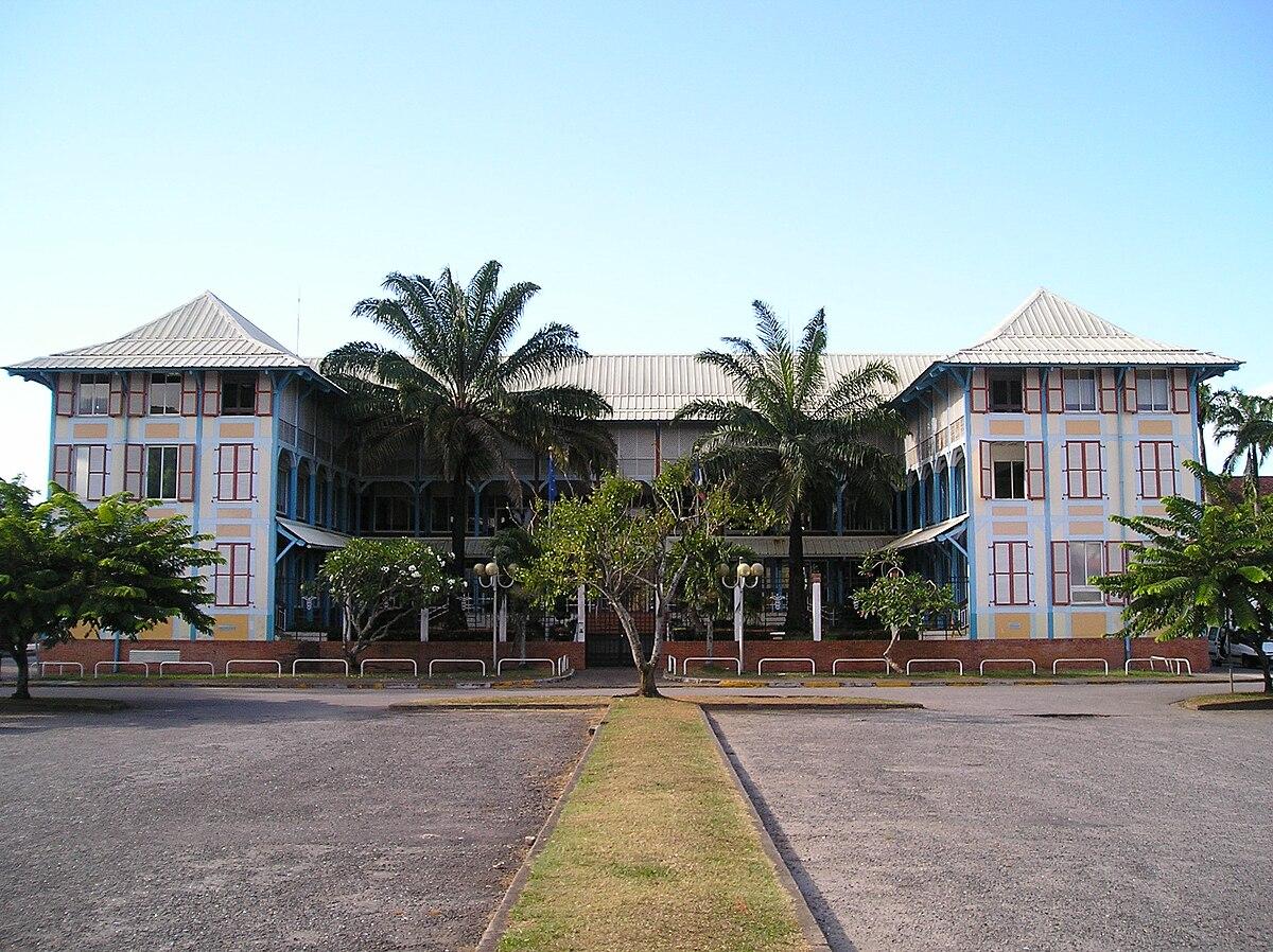 Chambre de commerce et d 39 industrie de la guyane wikip dia - Chambre de commerce et d industrie de l essonne ...