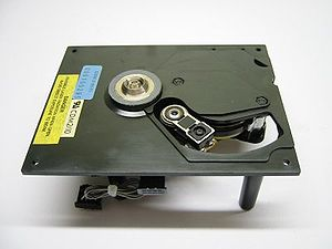 Compact disc - Philips CDM210 CD Drive