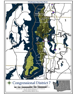 Map Of Seattle Area Pdf