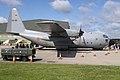 CH-09 Lockheed L.100 Hercules C.130H Belgian Air Force (8581546965).jpg