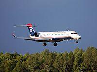 N709PS - CRJ7 - Jetstream International Airlines