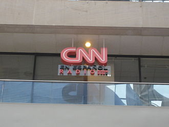 CNN en Español - CNN En Español Radio Offices in Atlanta.