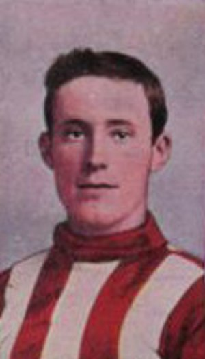 1909 VFL Grand Final - South Melbourne Captain-coach Charlie Ricketts