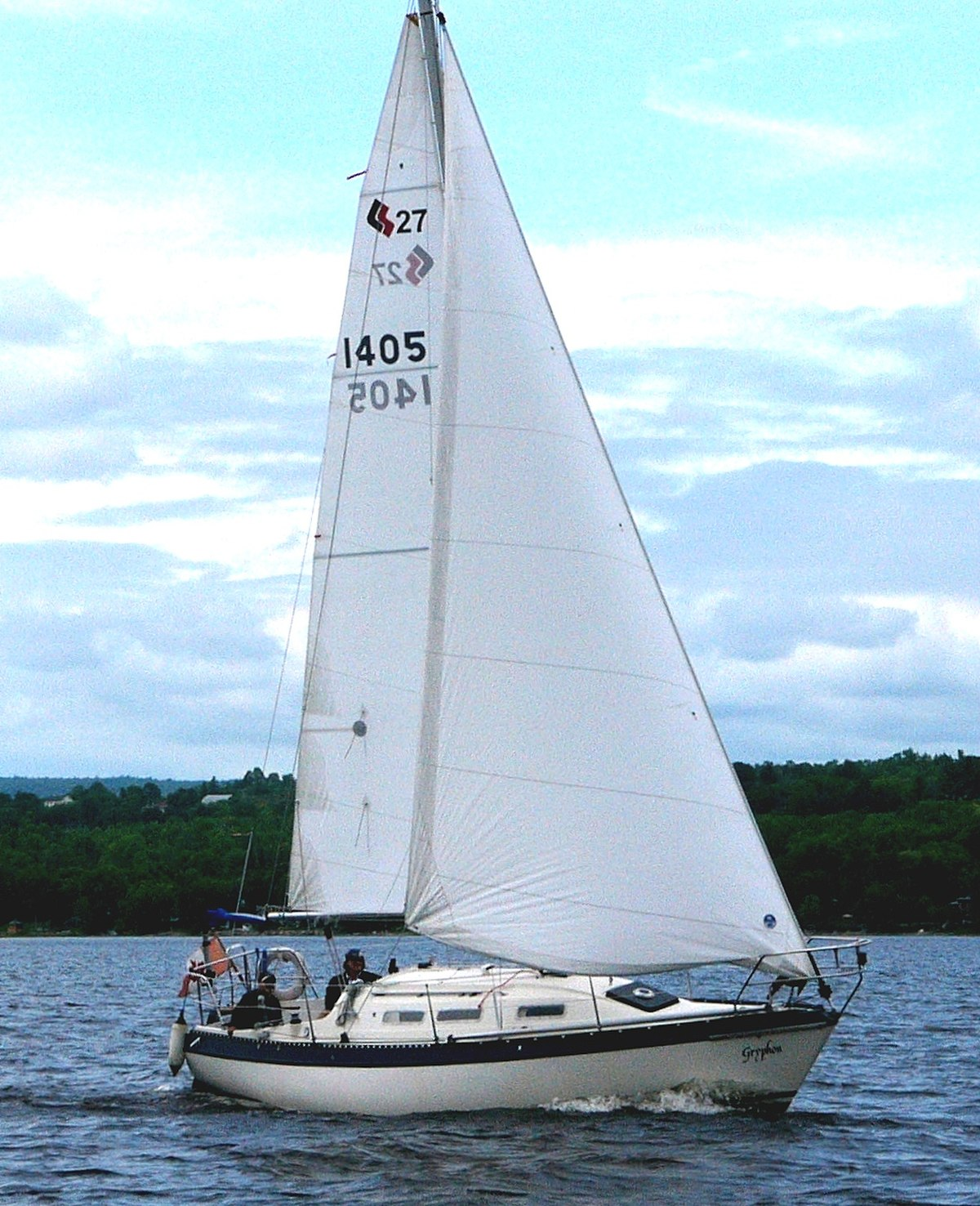 Px Cs Sailboat Gryphon
