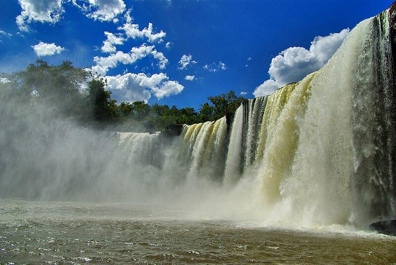 Ficheiro:Cachoeira de Sao Romao.jpg