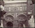 Caire. Mosquée el-Arhar, détails de la porte MET DP113874.jpg