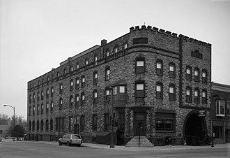Pipestone, Minnesota - The Calumet Inn