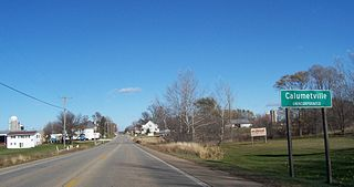 Calumetville, Wisconsin Unincorporated community in Wisconsin, United States