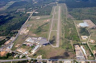 Harrell Field airport in Arkansas, United States of America