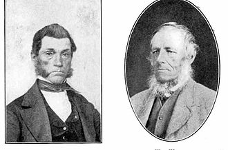 Kincardine, Ontario (community) - Kincardine Founders: Allan Cameron and William Withers