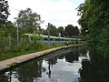 Canal and railway at Edgbaston, Birmingham - geograph.org.uk - 963226.jpg