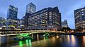 Canary Wharf and HSBC HQ from West India Quay (14675855039).jpg