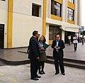 """Canciller Patiño asiste al lanzamiento del programa de becas de la SENESCYT """"Convocatoria Abierta 2011"""" (5373536354).jpg"""