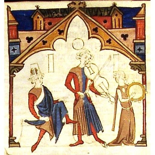 Cancioneiro da Ajuda folio 21r