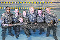 Candidates conduct water survival training 150110-Z-DL064-478.jpg