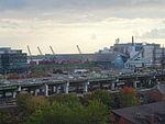Canfornav freighter Gadwall, moored at Redpath, 2015 10 07 (2) (22003762186).jpg