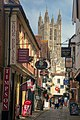 Canterbury Cathedral viewed from Butchery Lane.jpg
