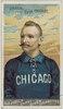 Cap Anson, Chicago White Stockings, baseball card portrait LCCN2007680738.tif