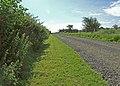 Caravan site road - geograph.org.uk - 848234.jpg