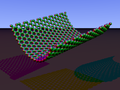 Carbon nanorim zigzag povray.PNG