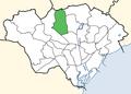 Cardiff ward location - Rhiwbina.png