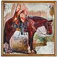 Carlos María Herrera - Artigas en la meseta, boceto parcial a escala reducida.jpg