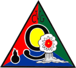 Carrier Air Group 9 (U.S. Navy) insignia, 1956.png