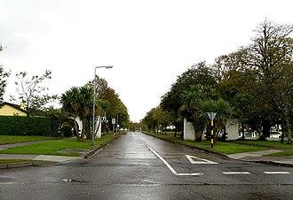 Carrigaline - Carrigaline – Water Park Road