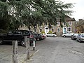 Cars parked outside Midhurst Parish Church - geograph.org.uk - 1747048.jpg
