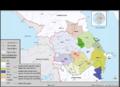 Carte des Khanats du Caucase-19emeS.png