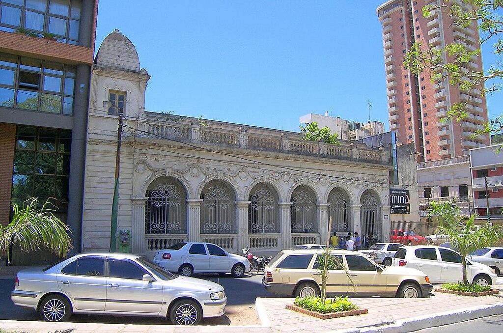 File casa cueto casa del bicentenario de - Casa en paraguay ...