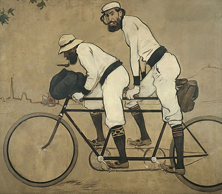 https://en.wikipedia.org/wiki/Ramon_Casas_and_Pere_Romeu_on_a_Tandem