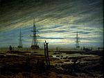 Caspar David Friedrich - Schiffe auf Reede (ca.1816-17).jpg