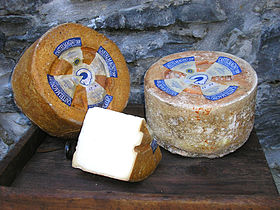 Image illustrative de l'article Castelmagno (fromage)