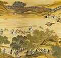 Castiglione - Hunting of Emperor Qianlong.jpg