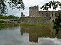Castle reflection - geograph.org.uk - 1964709.jpg