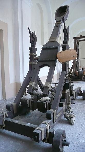 Ballistics - Catapult 1 Mercato San Severino