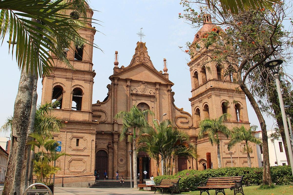 Catedral bas lica de san lorenzo santa cruz de la sierra for Casa la mansion santa cruz bolivia