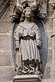Catedral de Sevilla. Portada del Bautismo. 04.JPG