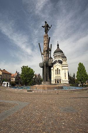 Catedrala Arhiepiscopiei din Cluj-Napoca