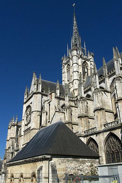Cathédrale Notre-Dame d'Évreux (Classé)