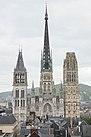 Cathédrale Notre-Dame de Rouen, Tour de Beffroi.jpg
