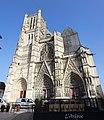 Cathédrale St Étienne façade ouest Meaux 6.jpg