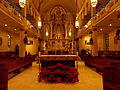 Cathedral Basilica of Our Lady of Peace interior - Honolulu 01.JPG