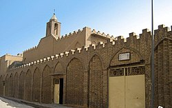 Cathedral of Our Lady of Sorrows in Baghdad.jpg