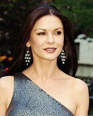 Catherine Zeta-Jones w 2012 roku