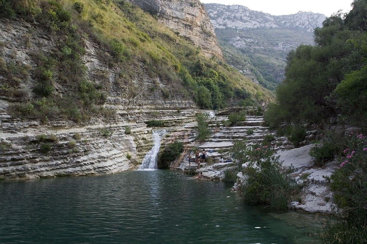 Riserva naturale orientata cavagrande del cassibile for Immagini di laghetti