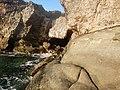 Cave at Kubura-bari Shore.jpg