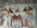 Cazeaux-de-Larboust église fresques jugement dernier.JPG