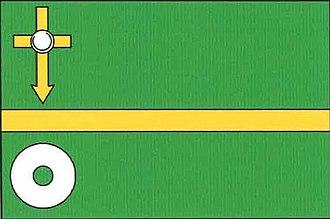 Cejle - Image: Cejle flag